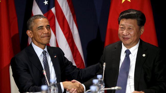 Presiden AS Barack Obama dan Presiden China Xi Jinping berjanji bekerja sama demi mengupayakan terciptanya ekonomi global yang rendah karbon.