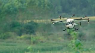 Susul Huawei, Drone Asal China DJI Masuk Daftar Hitam AS