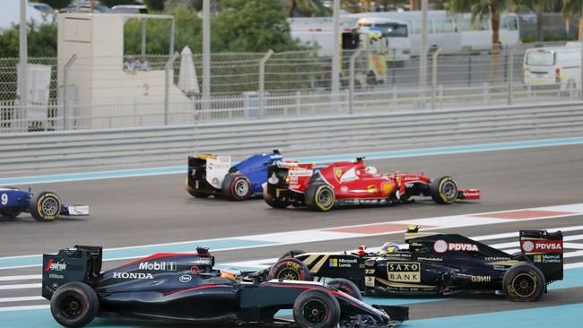 Seri pamungkas balap mobil Formula Satu (F1) musim 2015 telah digelar akhir pekan lalu. Nico Rosberg menjadi pemenang di seri pamungkas tersebut.