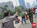 Demo Mahasiswa Papua di Jakarta Rusuh