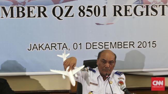 Dimulai dari retakan solder pada alat pengatur ketinggian pesawat, dan berakhir dengan terempasnya QZ8501 dari ketinggian 38 ribu kaki ke laut lepas.