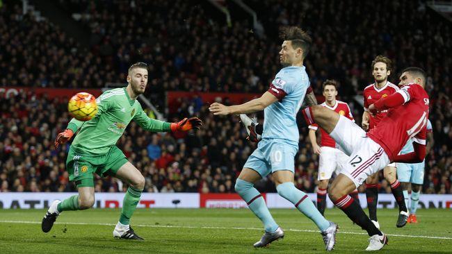 Manchester United Vs West Ham Masih 0-0 Di Babak Pertama