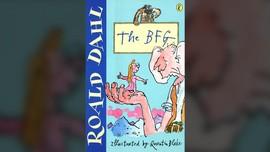 Roald Dahl dalam Ingatan Sophie Sang Cucu