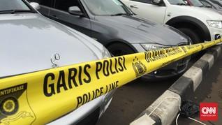 Dalam Sebulan Polisi Amankan 101 Mobil Curian di Jakarta