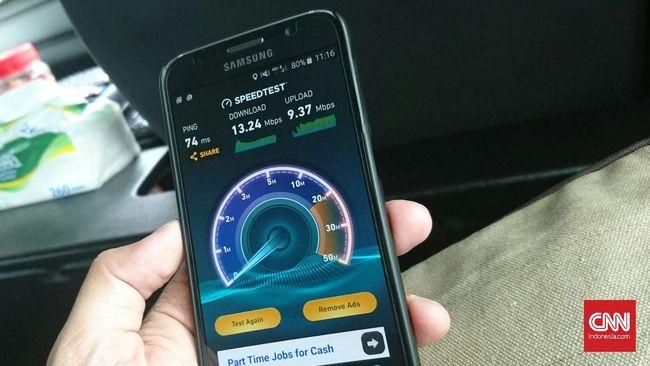 RI membutuhkan kapasitas internet hingga 900 Gbps atau sekitar 0,9 Tbps di 2030 untuk 150 ribu titik yang belum terjangkau internet.