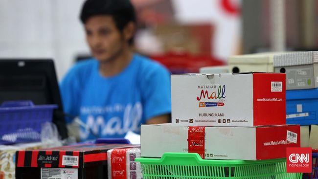 Menurut Bank Indonesia, nilai transaksi e-commerce pada tahun 2014 mencapai US$ 2,6 miliar atau setara dengan Rp34,9 Triliun.