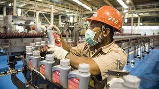Investor Minat Bangun Pabrik Pelumas Berbasis CPO