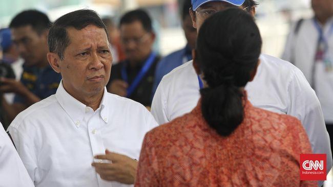 Pemerintah Dukung Langkah KPK Tetapkan RJ Lino Tersangka