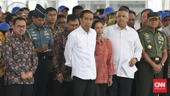 PLN Ngotot Garap 10 Ribu MW Dari Megaproyek Listrik Jokowi