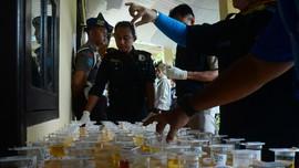 Buntut Kompol Yuni, Polri Gelar Operasi Tes Urine Anggota