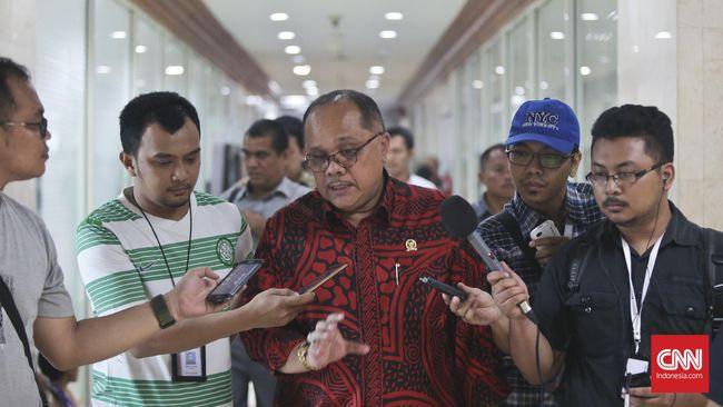 Anggota Komisi II DPR RI Fraksi PDI Perjuangan Junimart Girsang menyatakan proyek revitalisasi Monas merupakan sebuah kejahatan lingkungan dan kegiatan liar.