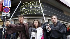 Suka Cita Dunia Menyambut 'Star Wars: The Force Awakens'