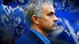 Keburukan Jose Mourinho dalam Statistik