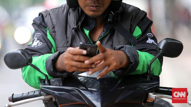 Larangan Dicabut Gojek Dan Grabbike Melenggang