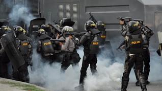 Ricuh di Keerom, Polisi Sebut Tiga Orang Terkena Peluru Karet