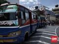Metromini dan Kopaja Dilarang Lewat Sudirman-Thamrin Besok