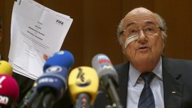 Sepp Blatter Bakal Hadir di Piala Dunia 2018