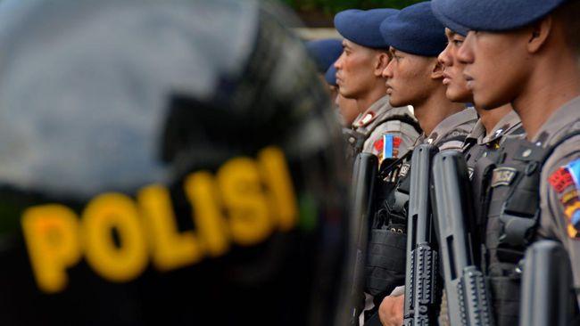 Kasus anggota polisi terlibat narkoba selalu di atas 100 setiap tahunnya sejak 2018 lalu.