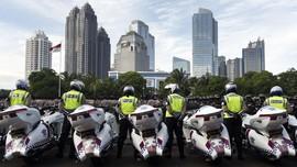 Polisi Siapkan 93 Pos Pengamanan Natal dan Tahun Baru Jakarta