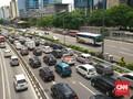 Hari Libur, Sejumlah Ruas Tol Jakarta Macet Parah