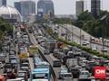 Tol Jakarta-Cikampek Lumpuh Total, Pengguna Jalan Frustasi