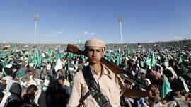 Koalisi Saudi Klaim Gagalkan Rencana Houthi Bajak Kapal
