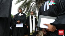 Jemaat GKI Yasmin Tolak Relokasi dan Dipecah Belah