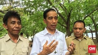 Jokowi Anggap Pengunduran Diri Dua Dirjen Positif