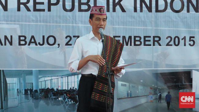 Jokowi minta masyarakat aktif dalam mengawasi penggunaan Dana Desa agar tidak dikorupsi.