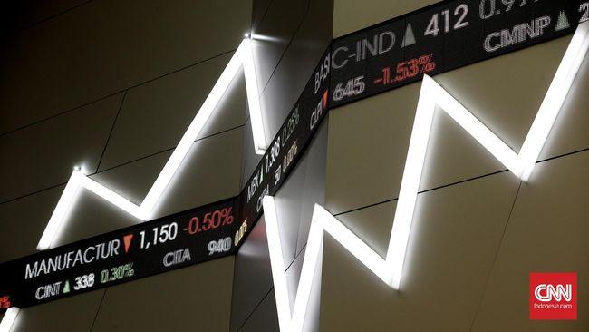 IHSG menguat 0,67 persen ke level 6.129 pada penutupan perdagangan Selasa (14/9) sore.