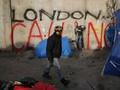 Runtuhnya Bintang Uni Eropa di Tangan Banksy