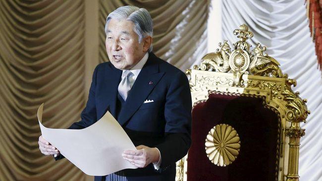 Selama 28 tahun menjadi kaisar Jepang, Akihito dianggap sebagai pemimpin yang dapat dijadikan panutan.