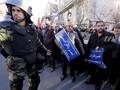 Iran Sesalkan Serangan di Kedutaan Saudi di Teheran