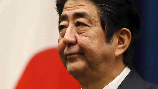 PM Jepang, Shinzo Abe, menyampaikan ucapan selamat kepada Joko Widodo (Jokowi) yang diumumkan sebagai pemenang dalam Pemilihan Presiden 2019.