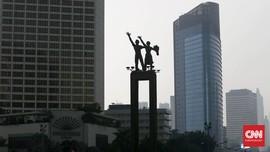 Tugu Selamat Datang, dari Henk Ngantung untuk Asian Games IV