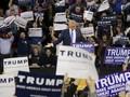 Korut Uji Coba Nuklir, Donald Trump: Itu Urusan China