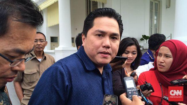 Menteri BUMN Erick Thohir menolak untuk membuka siapa sebenarnya yang mengusulkan agar mantan Gubernur DKI Jakarta Ahok menjadi bos BUMN.