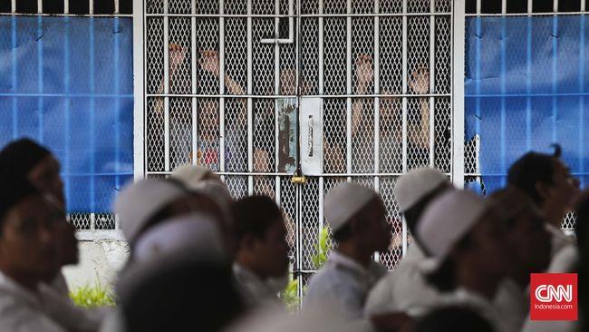 Polda Banten memantau mantan narapidana teroris di wilayahnya jelang penetapan hasil pemilu, termasuk lebaran. Pemantauan sebagai upaya deradikalisasi.