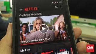 Netflix Dulang 15,7 Juta Pelanggan Baru kala Pandemi
