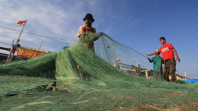 KKP Belum Terima Dokumen 470 Nelayan yang Akan ke Natuna