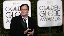 Quentin Tarantino Resmi Lepas Masa Lajang