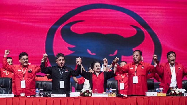 Dewan Pimpinan Pusat PDIP bersama seluruh DPRD DKI dan DPR turun langsung menyerap dan merumuskan aspirasi warga Jakarta soal calon pemimpinnya.