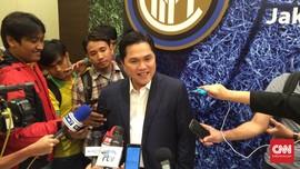 Erick Thohir 'Desak Warga Arema' Dukung Persis demi BBM Penuh
