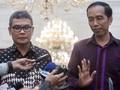 Pertemuan Jokowi-PSI, Istana Persilakan ACTA Lapor Ombudsman