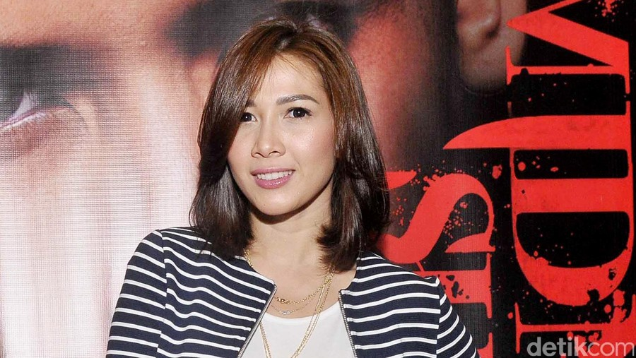 Kronologi Andrea Dian Positif Corona, Sempat Diduga Demam Berdarah