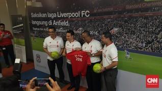 Memburu Tiket ke Anfield Lewat Turnamen Futsal