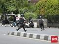 Kronologi Baku Tembak di Thamrin Jakarta