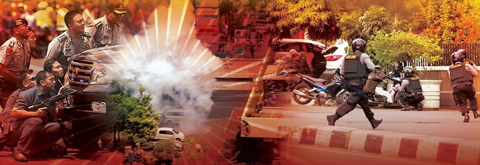 Jakarta Diserang Teror