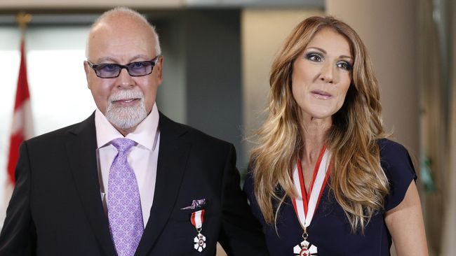 Celine Dion berbicara tentang keberanian yang ia dapatkan untuk kembali bernyanyi usai kematian suami yang menghancurkan hatinya pada 2016.