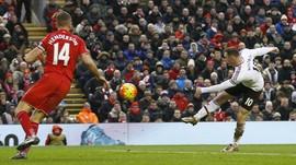 Momen Terbaik Duel Liverpool vs Man United di Anfield